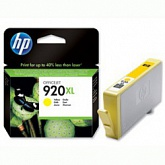 Картридж HP №920XL CD974AE, Y (O)